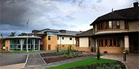 ERSKINE CARE HOME EDINBURGH